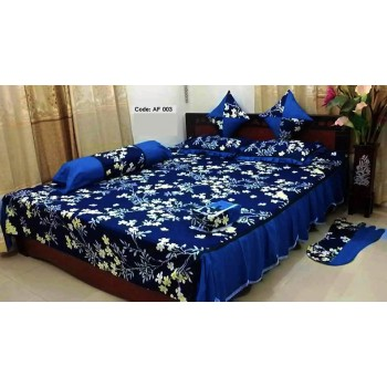 Fashionable Bed Sheet 8 Pieces Set