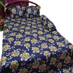 Fashionable Bed Sheet 4 Pieces Set