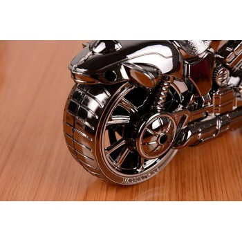 Motorcycle Shape Toy Clock for Gift