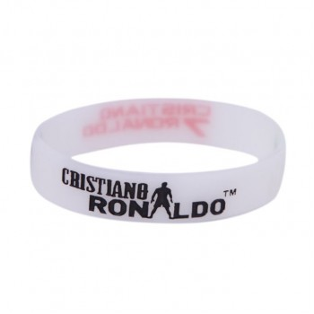 White Wristband For Men (B-33)