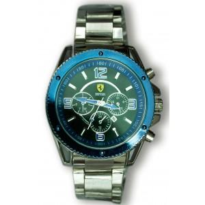 Manz Watch Blue Dail