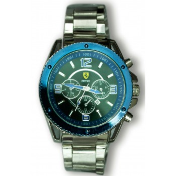 Manz Watch Blue Dail