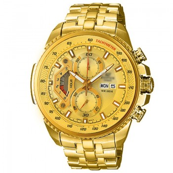 Man's gold Watch (W-001)