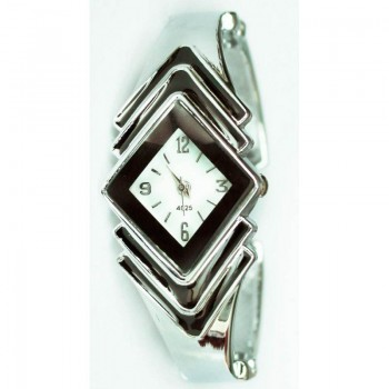 Disol Watch White Dial